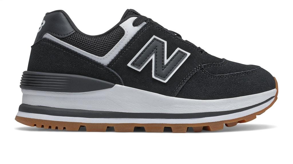 New Balance - WL574CAF - black