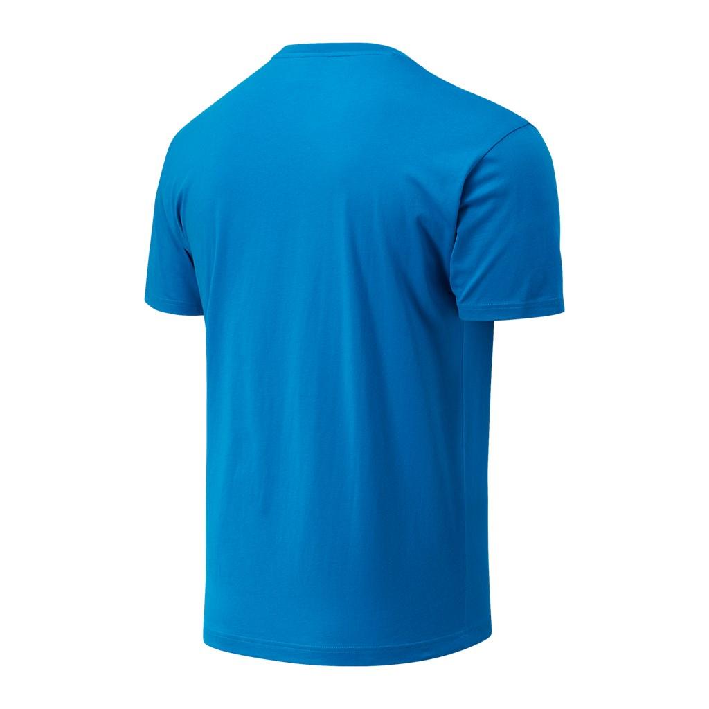 New Balance - NB Athletics Pocket Tee - wave blue