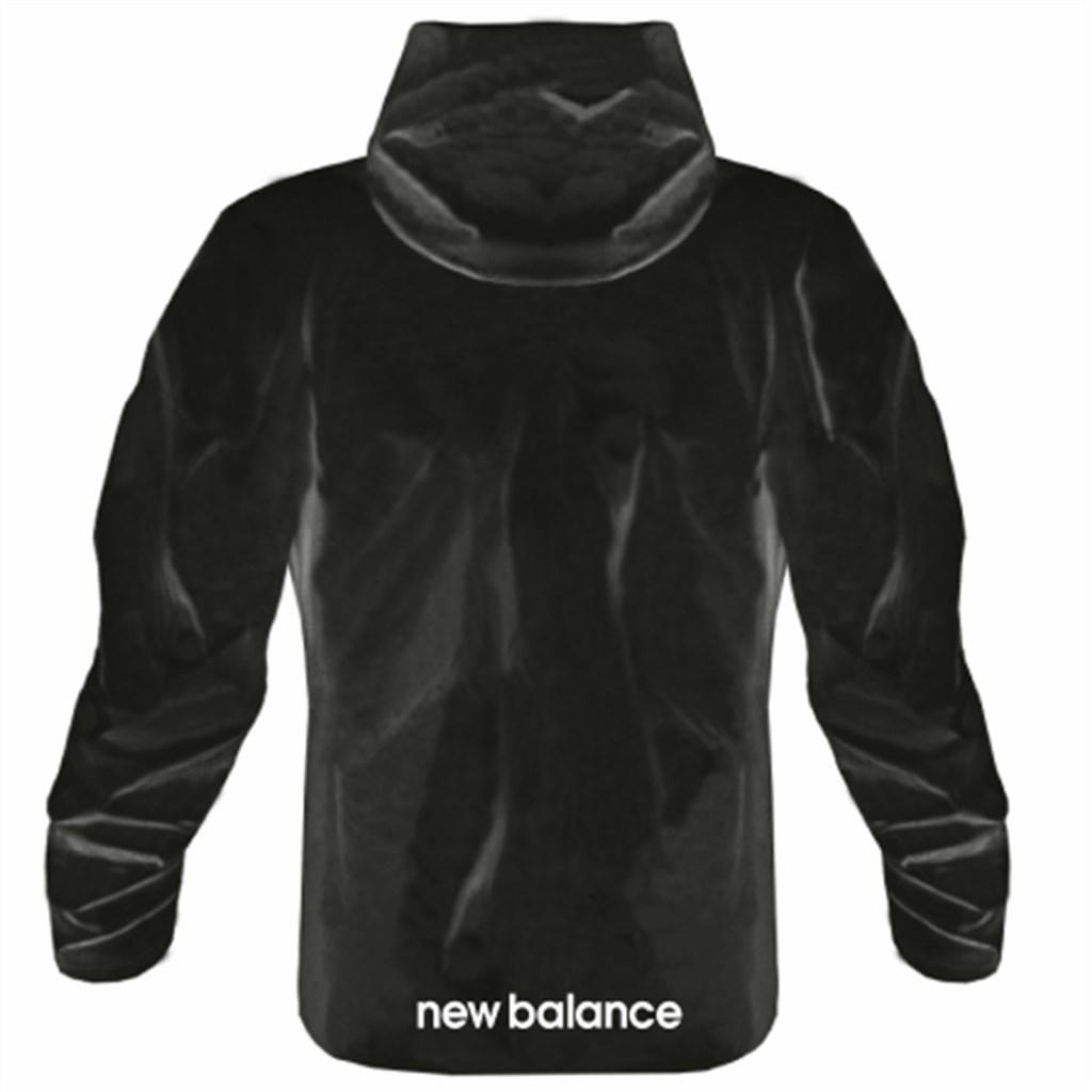 New Balance - TW Training Rain Jacket JNR - black
