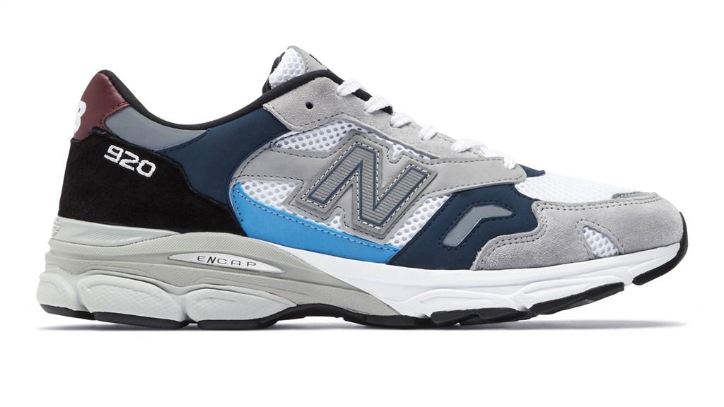 New Balance - M920NBR - grey/navy