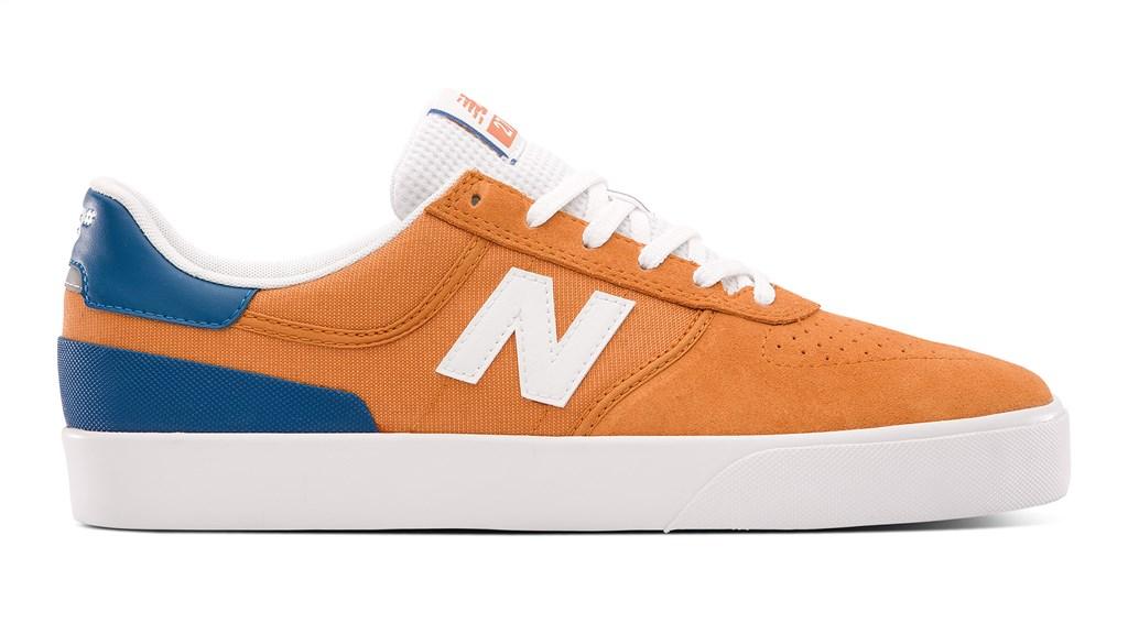 New Balance - NM272ORB - orange/blue