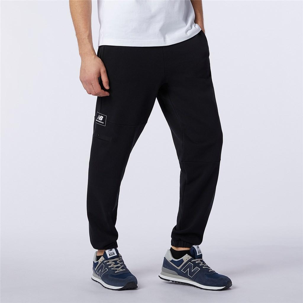 New Balance - NB Athletics Higher Learning Fleece Pant - black