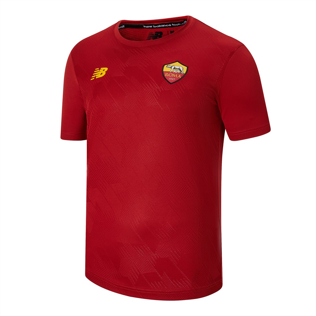 New Balance - AS Roma Pre-Game Jersey 21/22 - home