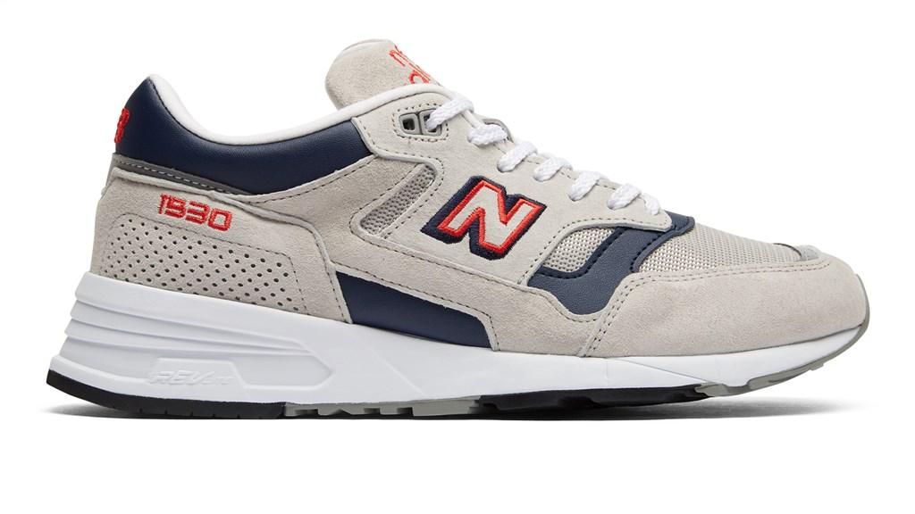 New Balance - M1530WNR - white/navy