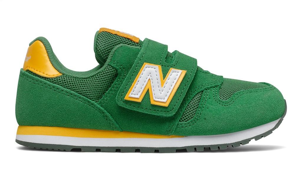 New Balance - YV373SGW - green