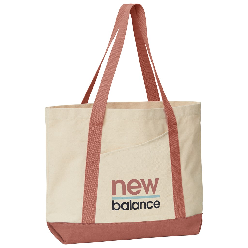 New Balance - Canvas Classic Tote 24L - washed henna