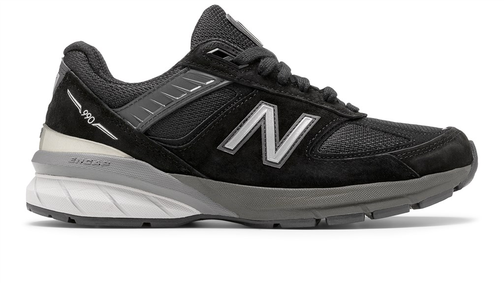 New Balance - W990BK5 - black/silver