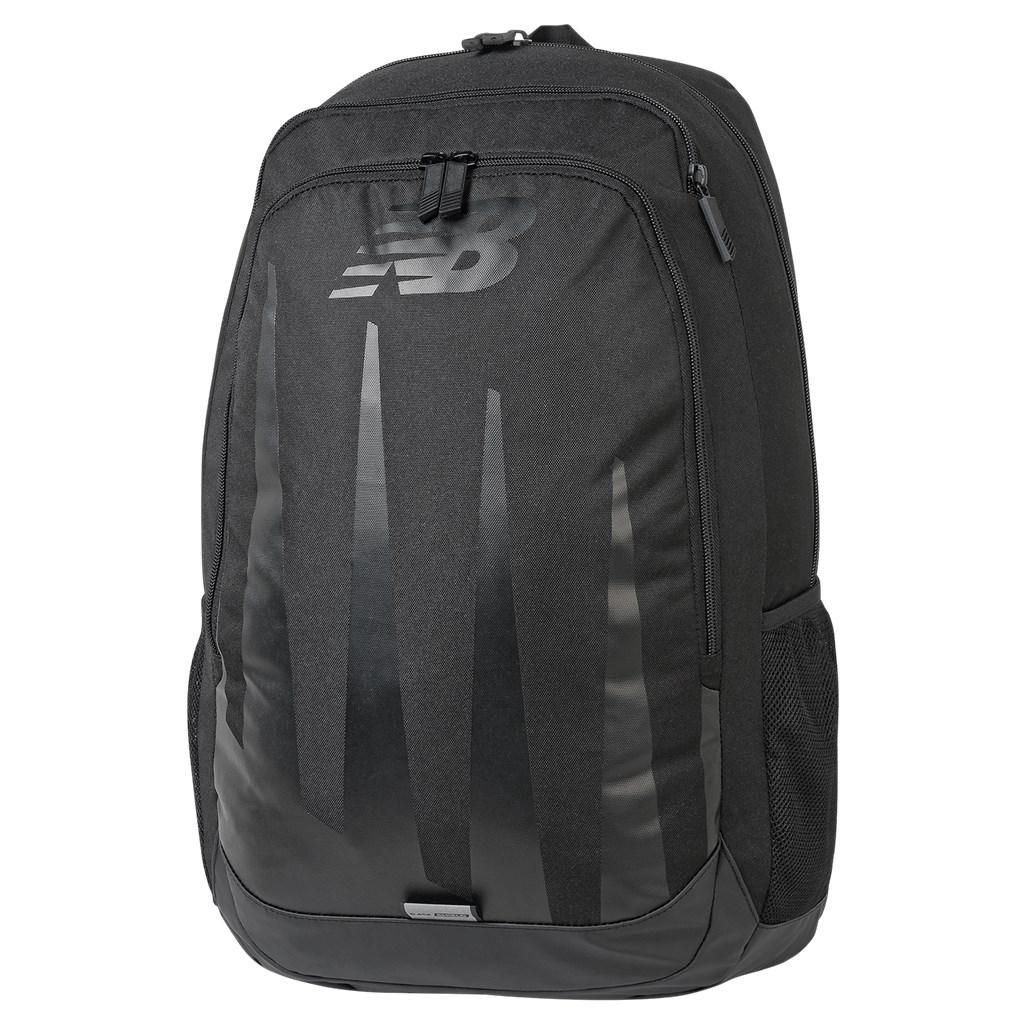 New Balance - NB Oversized Print Backpack L - black