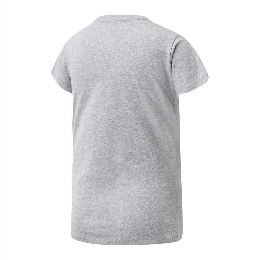 New Balance - W NB Small Logo SS Tee - athletic grey