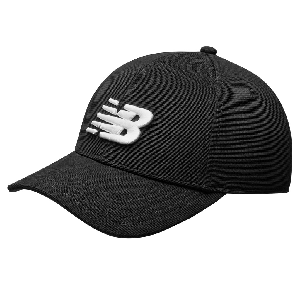 New Balance - NBF - Team Cap - black/white