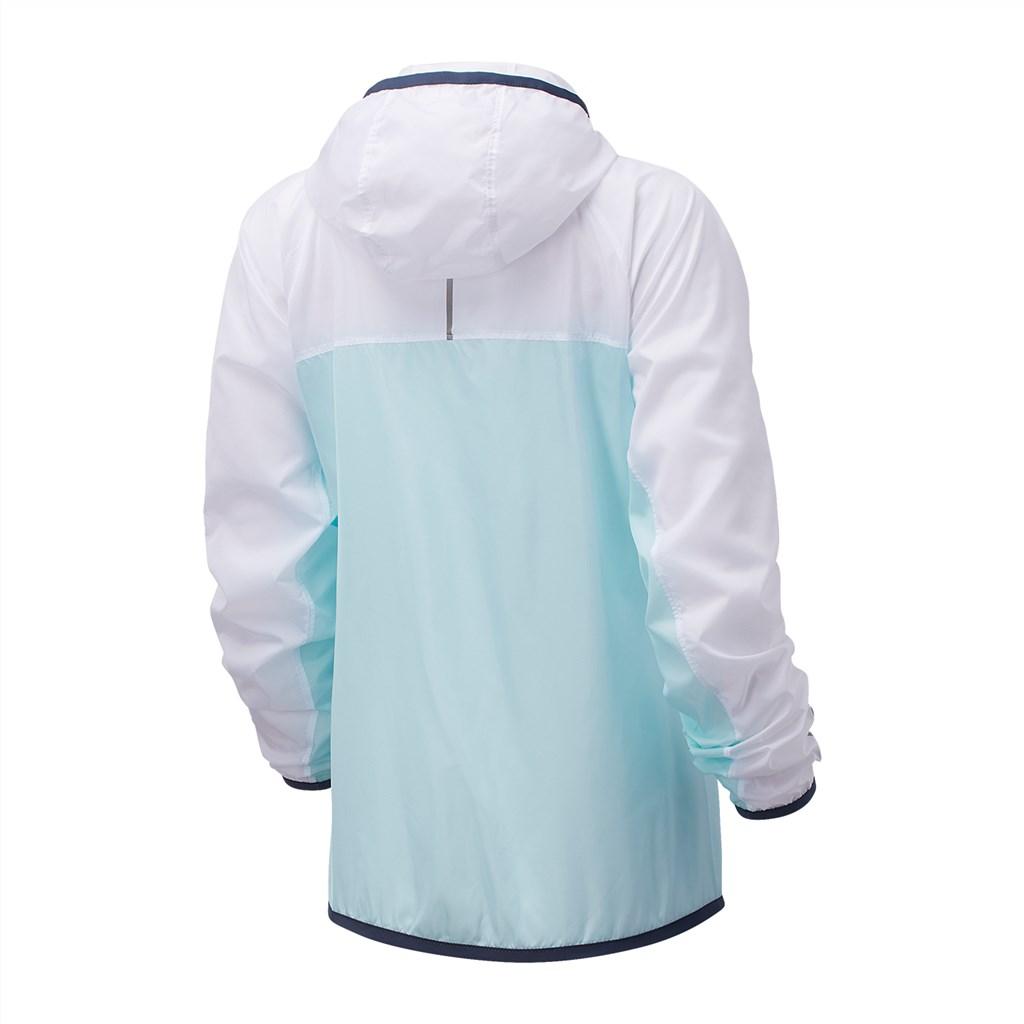 New Balance - W Windcheater Jacket 2.0 - pale blue chill