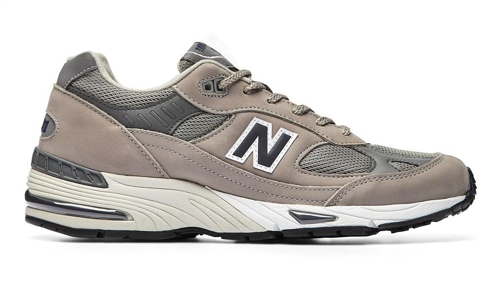 New Balance - M991ANI - grey/navy