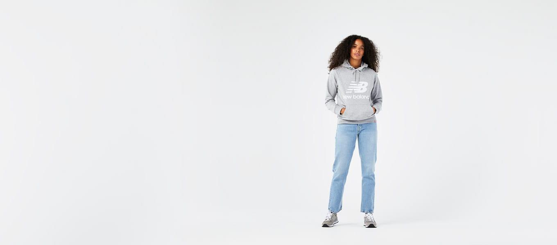 Damen Hoodies und Sweatshirts