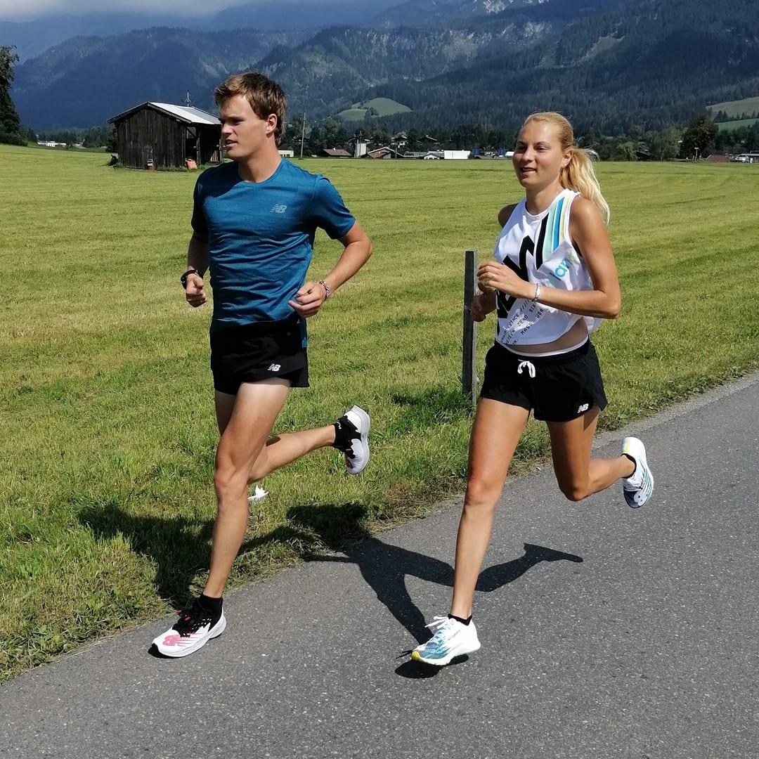 Marathon Vorbereitung