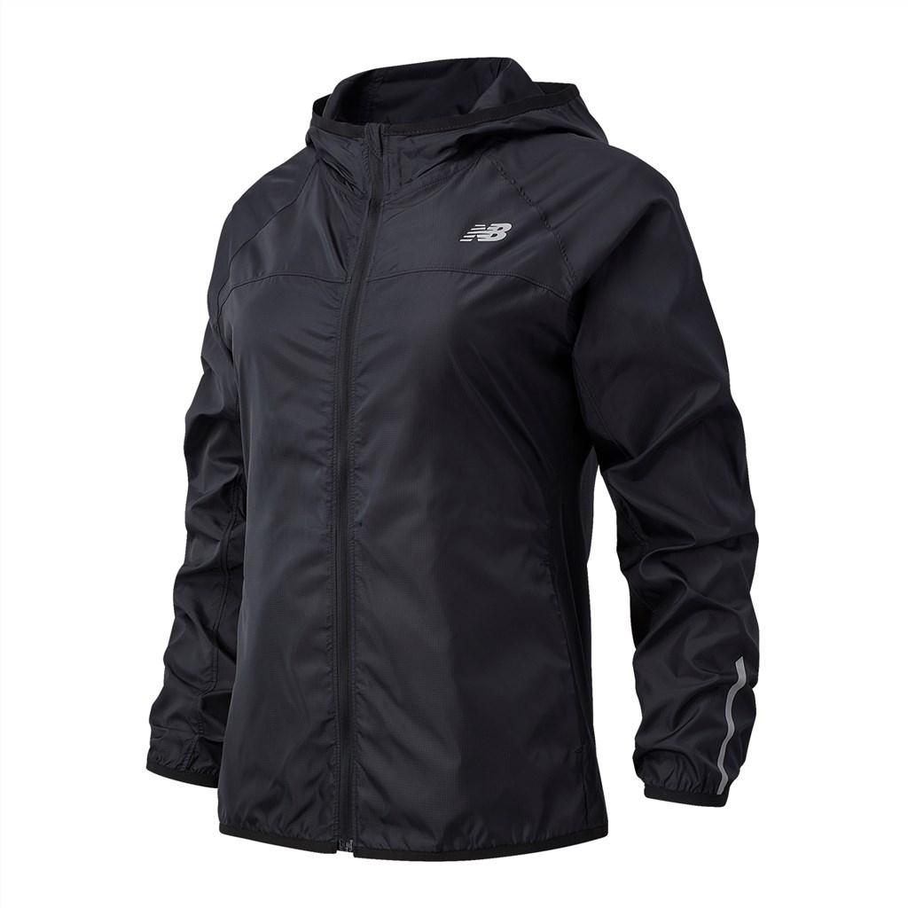 New Balance - W Windcheater Jacket 2.0 - black