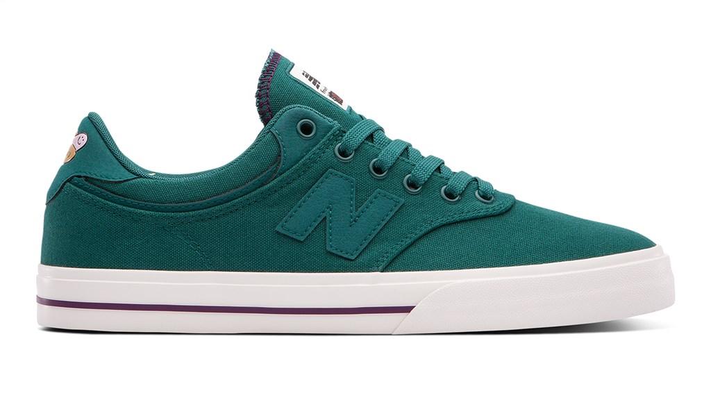 New Balance - NM255FRV - green/purple
