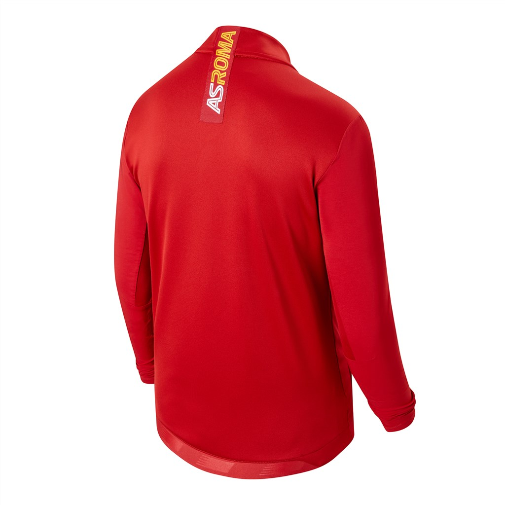 New Balance - AS Roma Pre-Game Jacket 21/22 - home