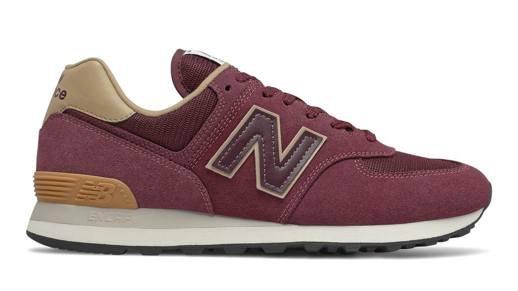 New Balance - ML574BG2 - burgundy