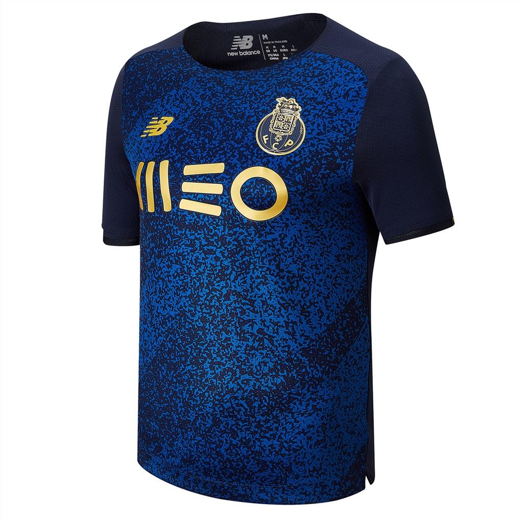 New Balance - FC Porto Away SS Jersey 21/22 - away