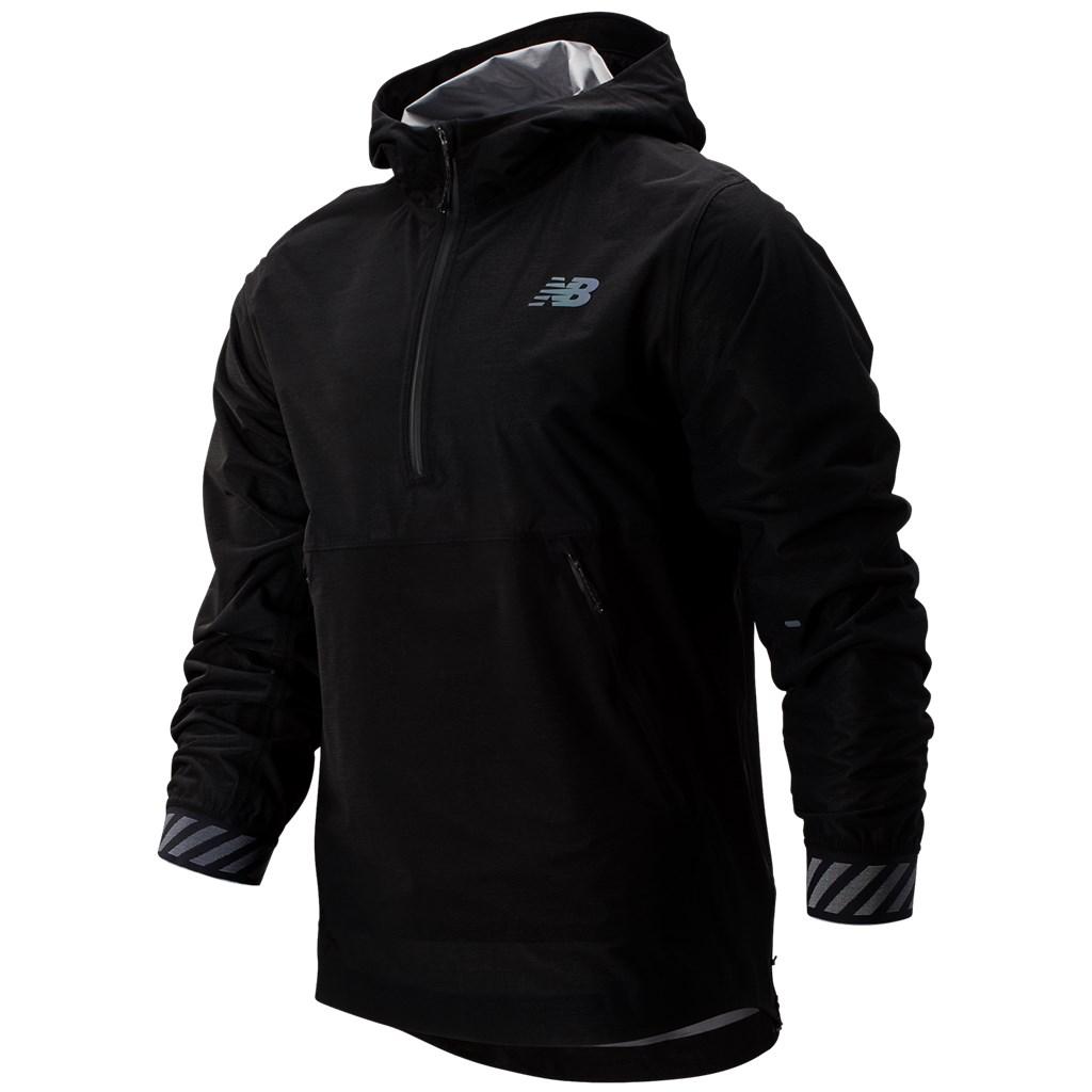 New Balance - Q Speed Waterproof Jacket - black