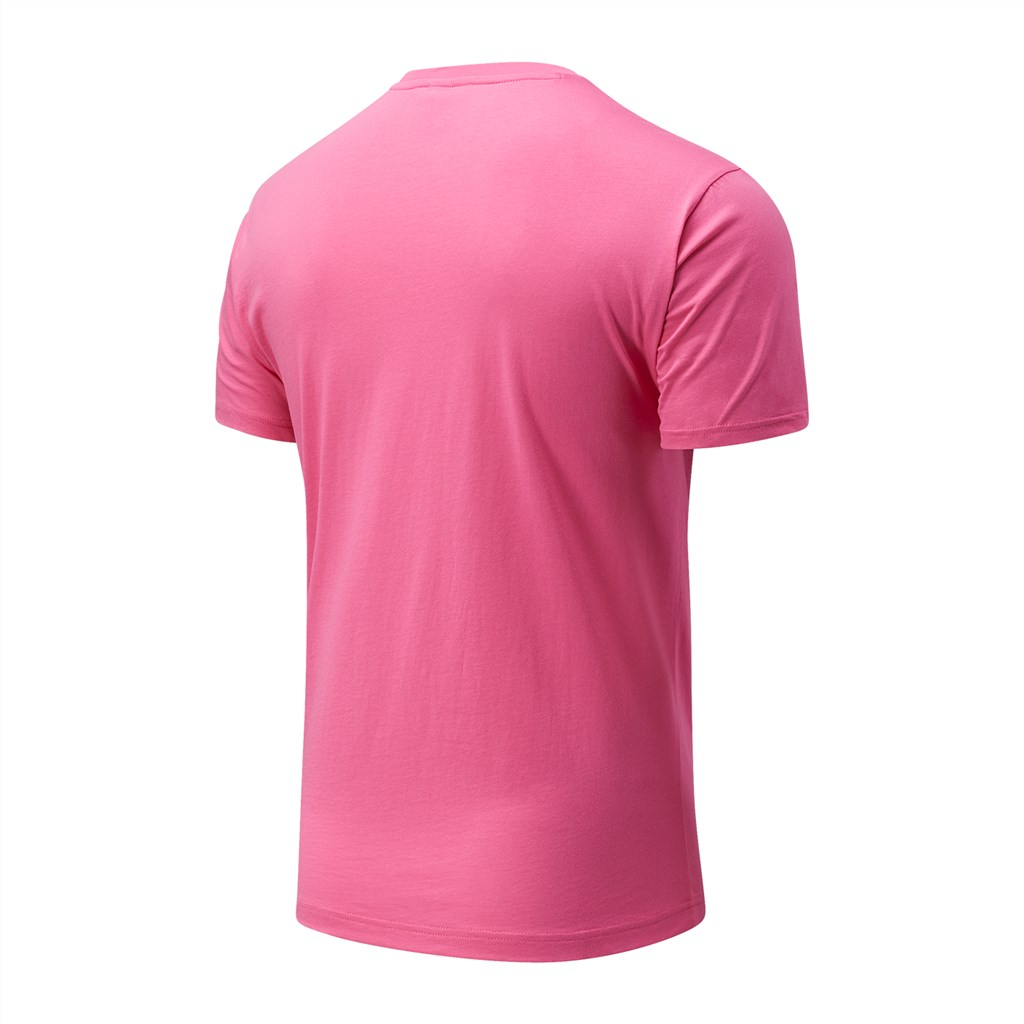 New Balance - NB Essentials Athletic Club Tee - sporty pink
