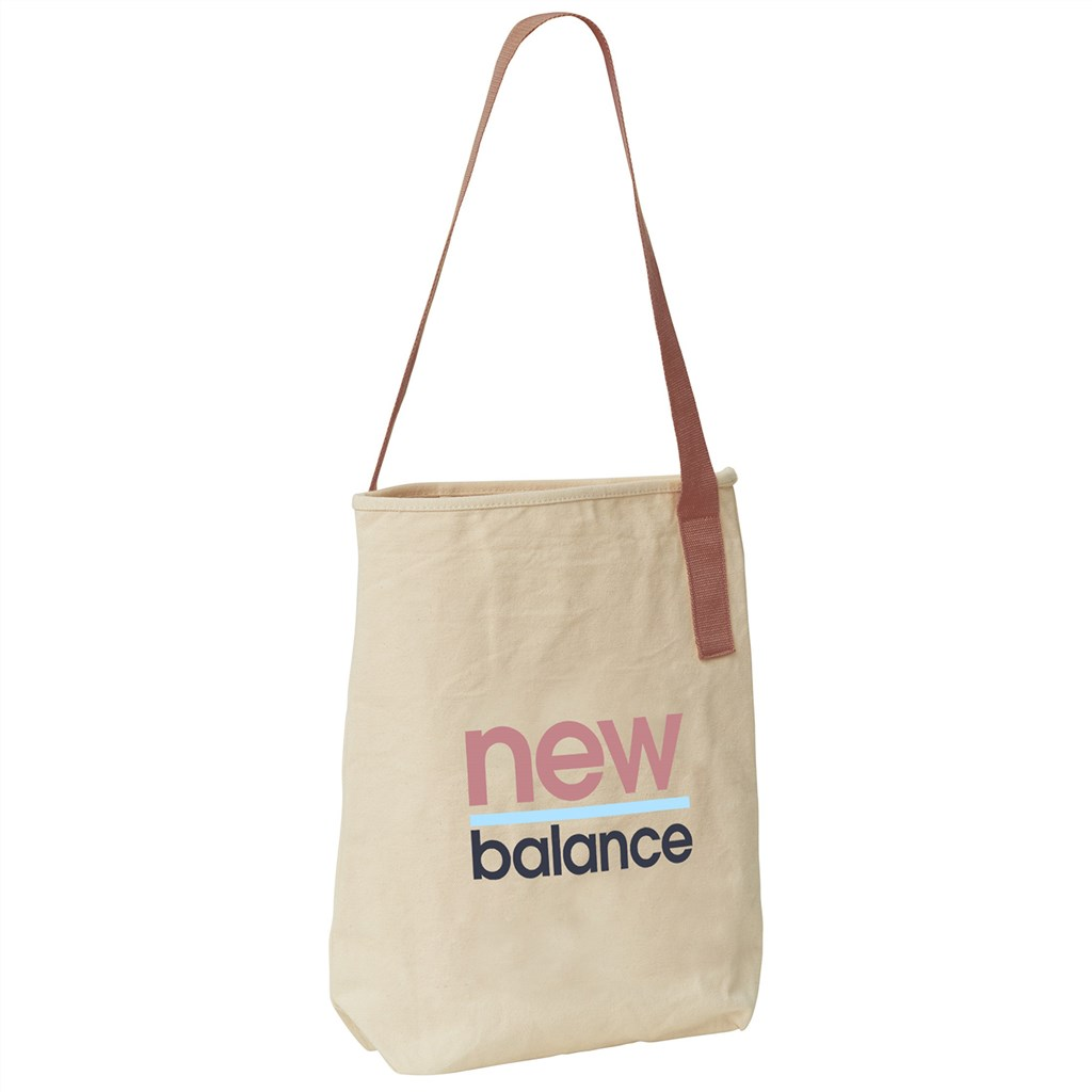 New Balance - Canvas Sling Tote 15L - washed henna