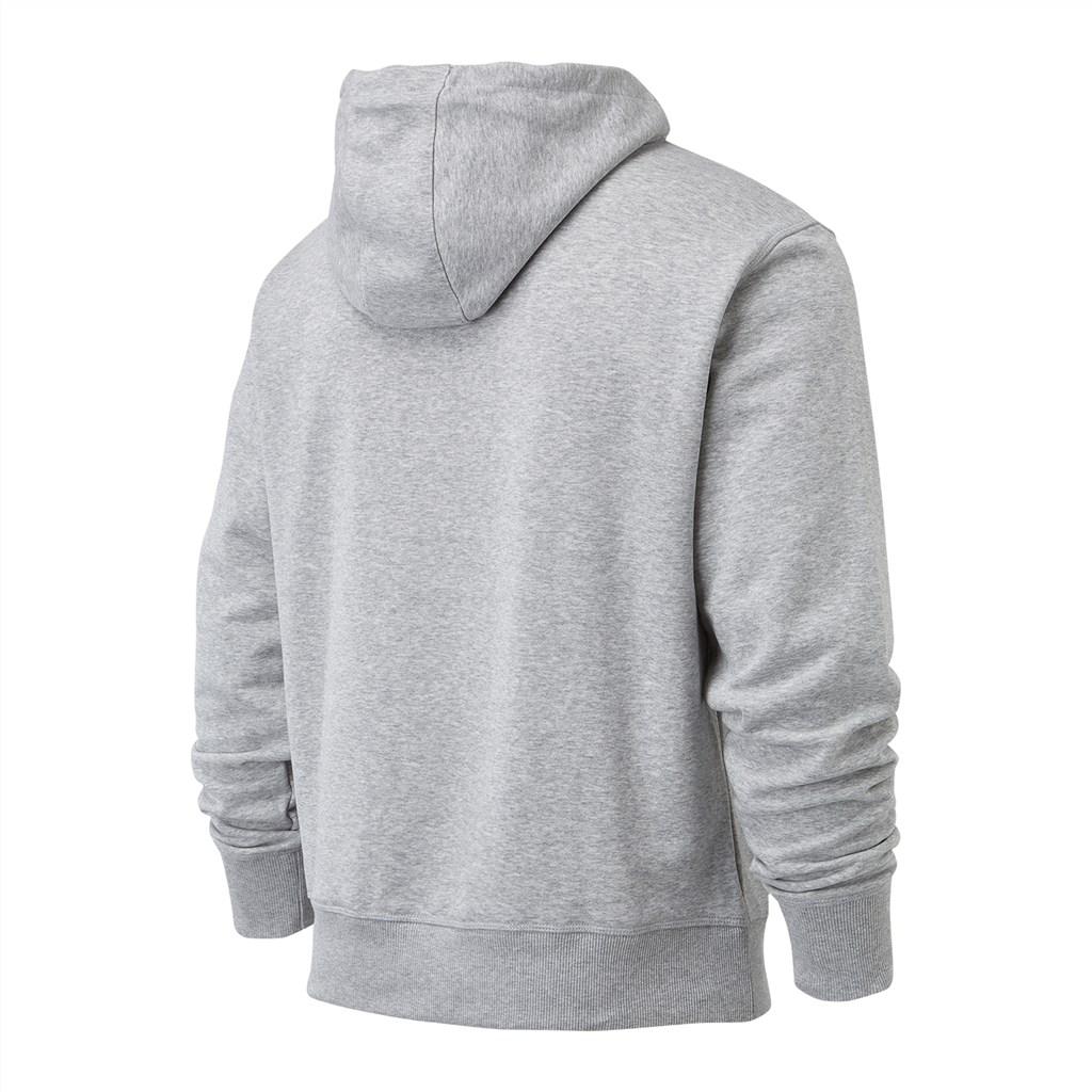 New Balance - NB Small Logo OTH Hoody - athletic grey