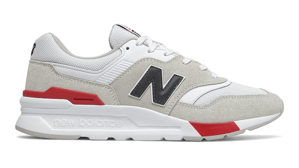 New Balance - CM997HVW - white/red