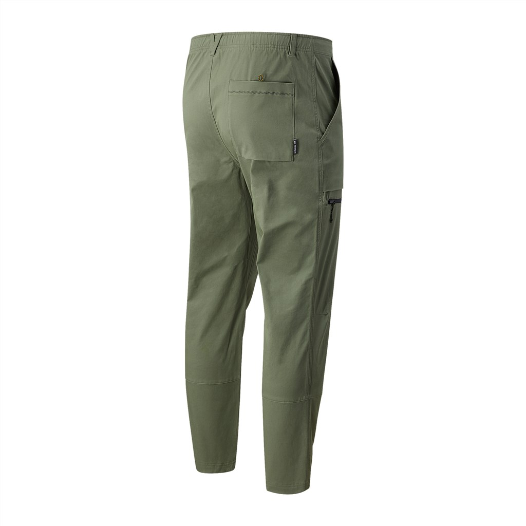 New Balance - NB All Terrain Woven Pant - norway spruce