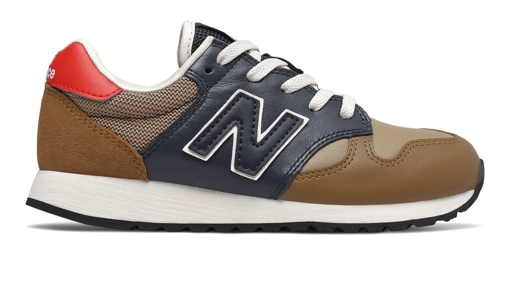 New Balance - YC520JB - brown/blue