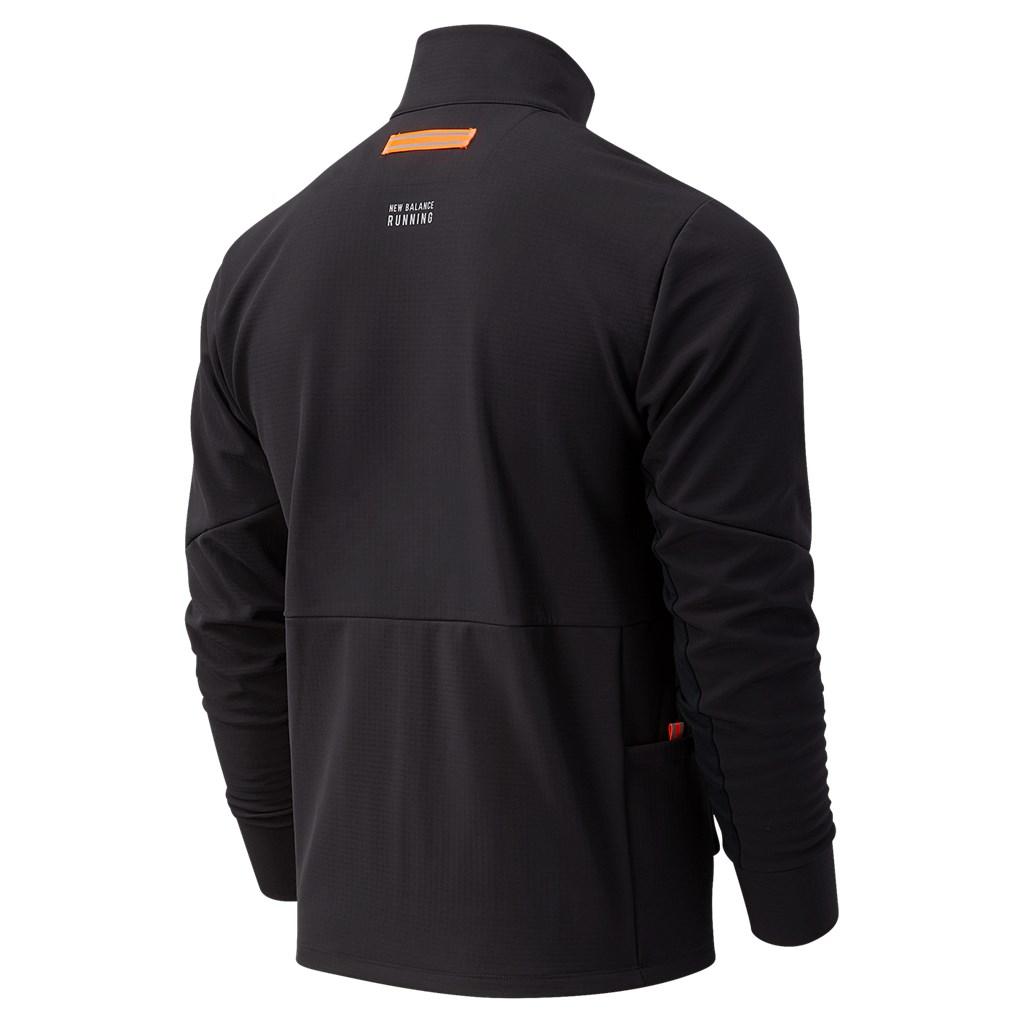 New Balance - Impact Run Winter Jacket - black