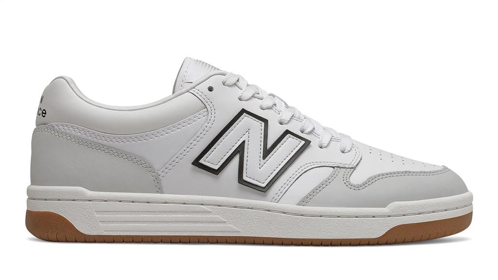New Balance - BB480LBS - white