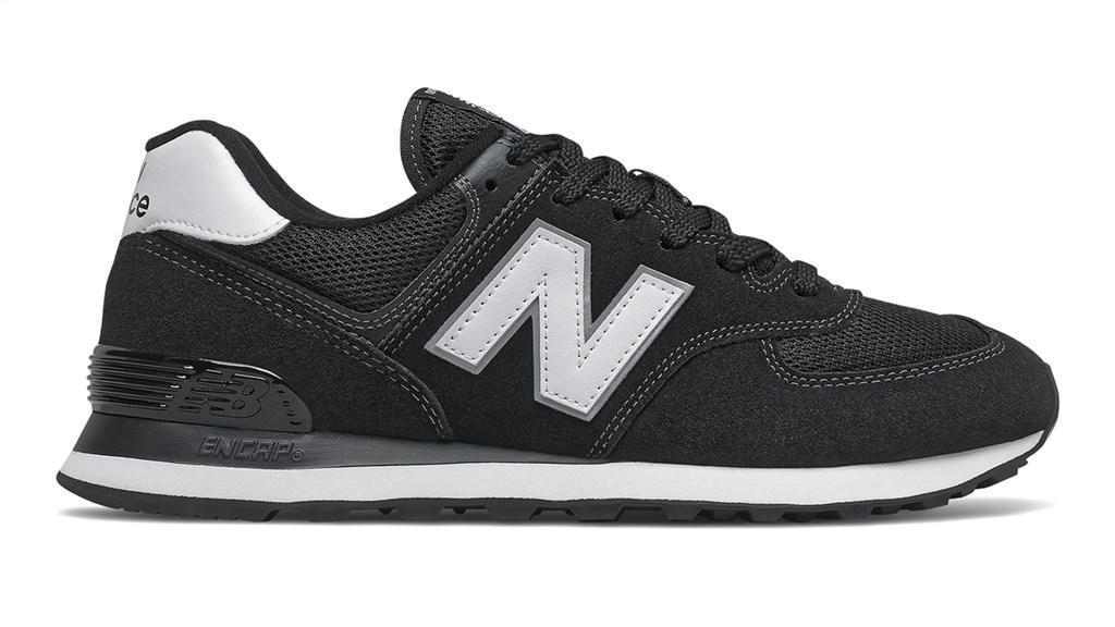 New Balance - ML574EE2 - black/white