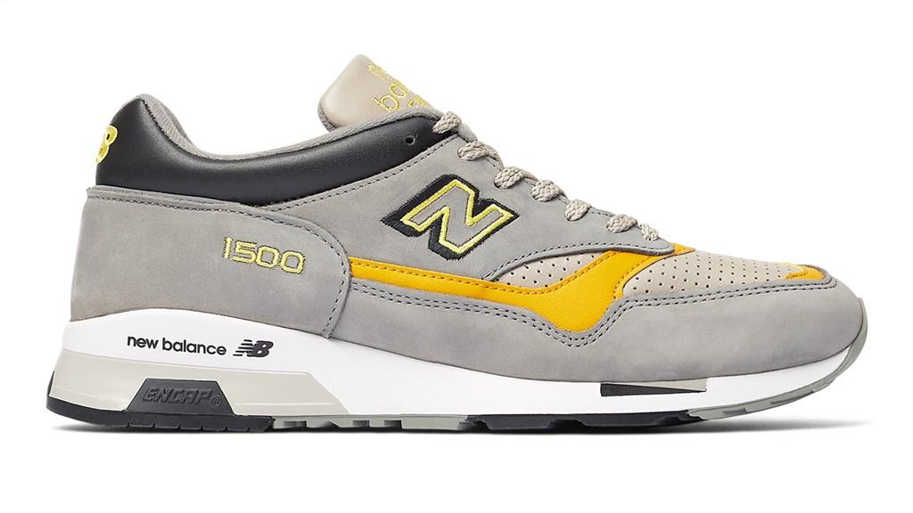 New Balance - M1500GGY - grey/yellow