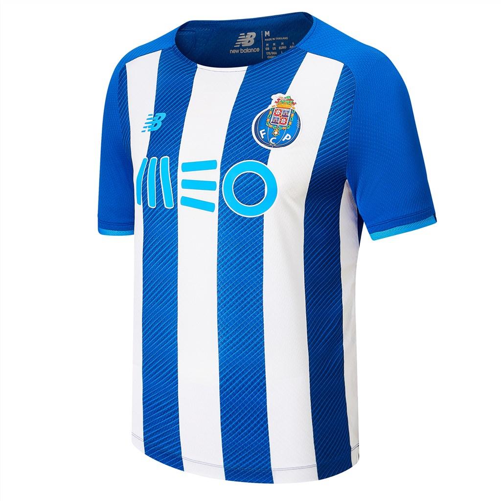 New Balance - FC Porto Home SS Jersey 21/22 - home