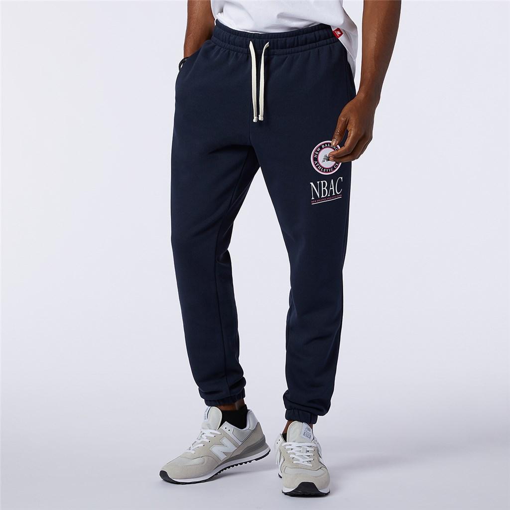 New Balance - NB Essentials Athletic Club Fleece Pant - eclipse