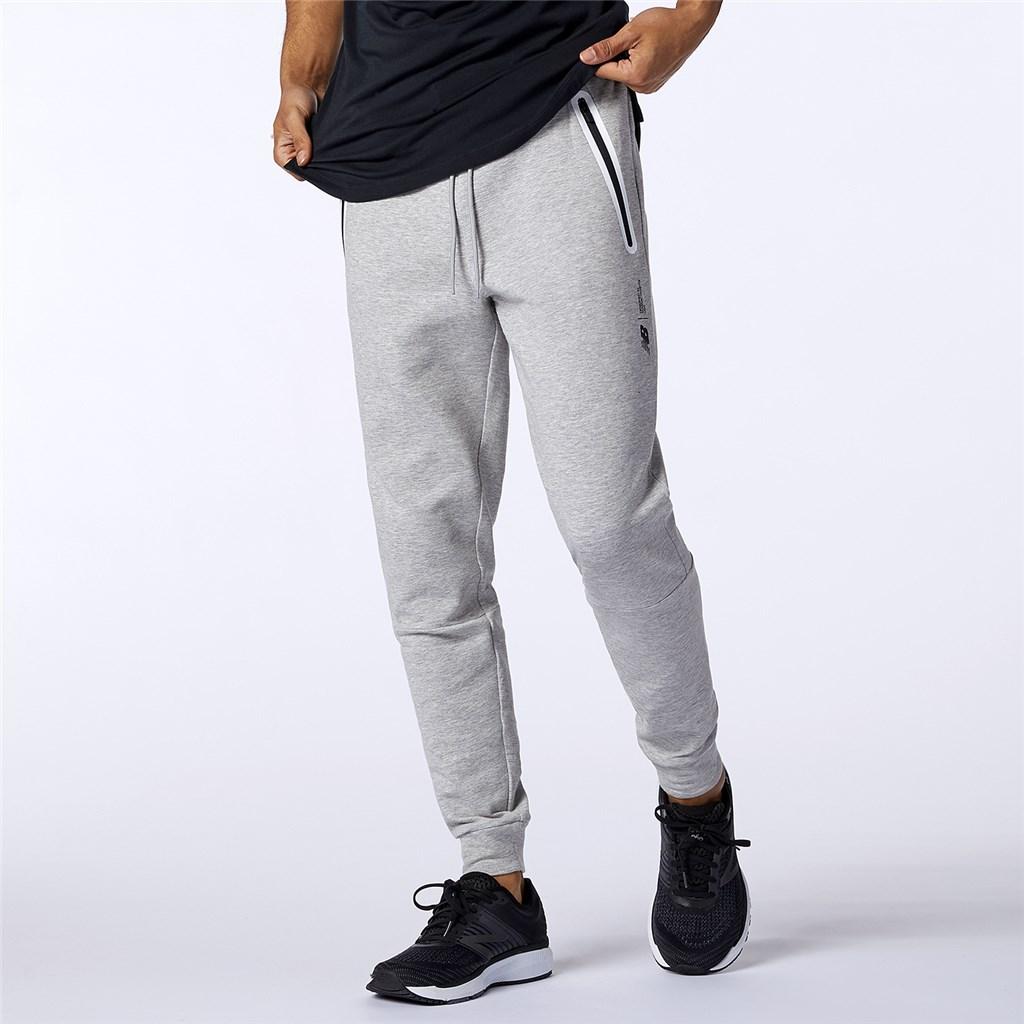 New Balance - Fortitech Fleece Pant - athletic grey