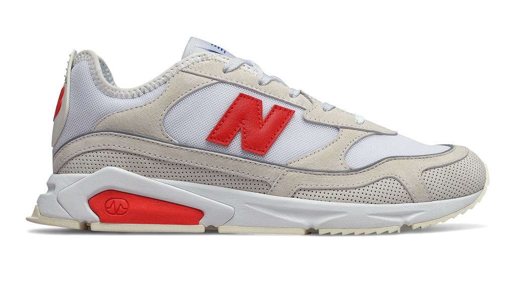 New Balance - MSXRCSLD - white/red
