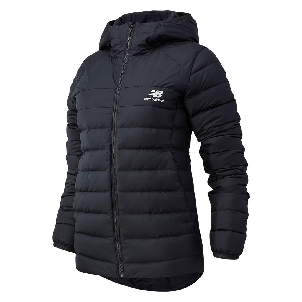 New Balance - W NB Athletics Terrain Down Jacket - black