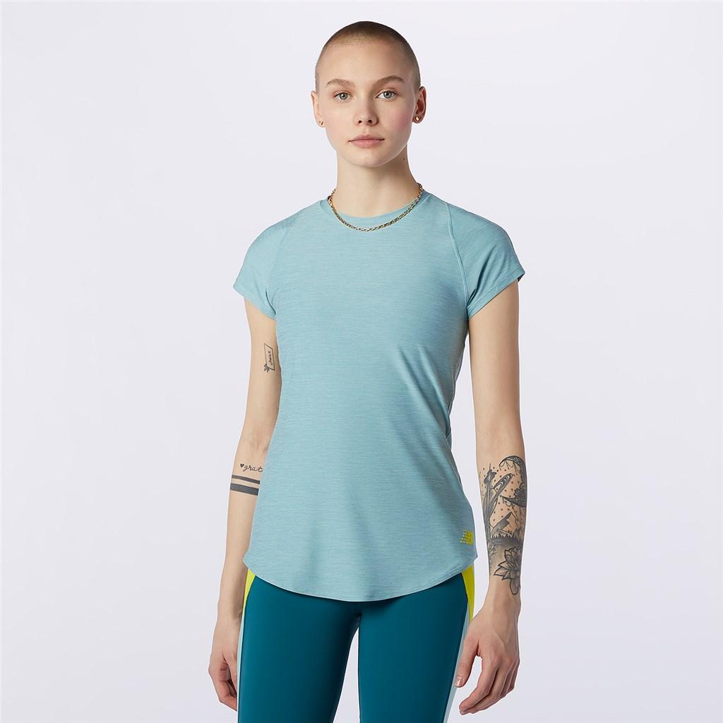 New Balance - W Transform Perfect T - storm blue