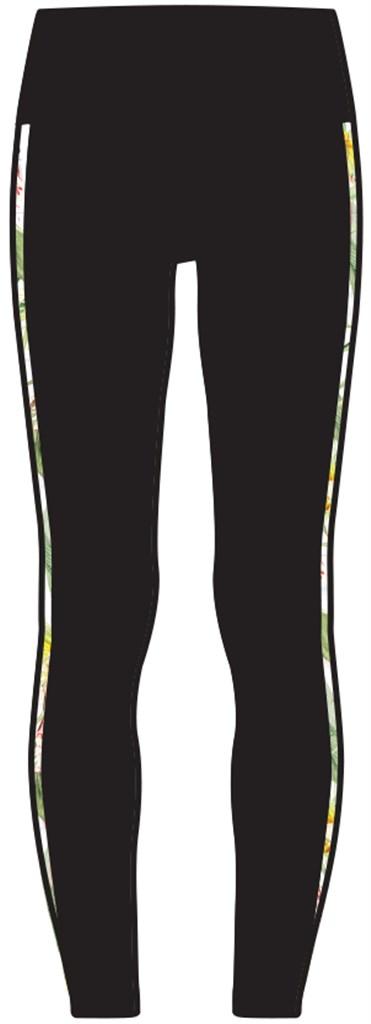 New Balance - W NB Essentials Botanical Legging - black