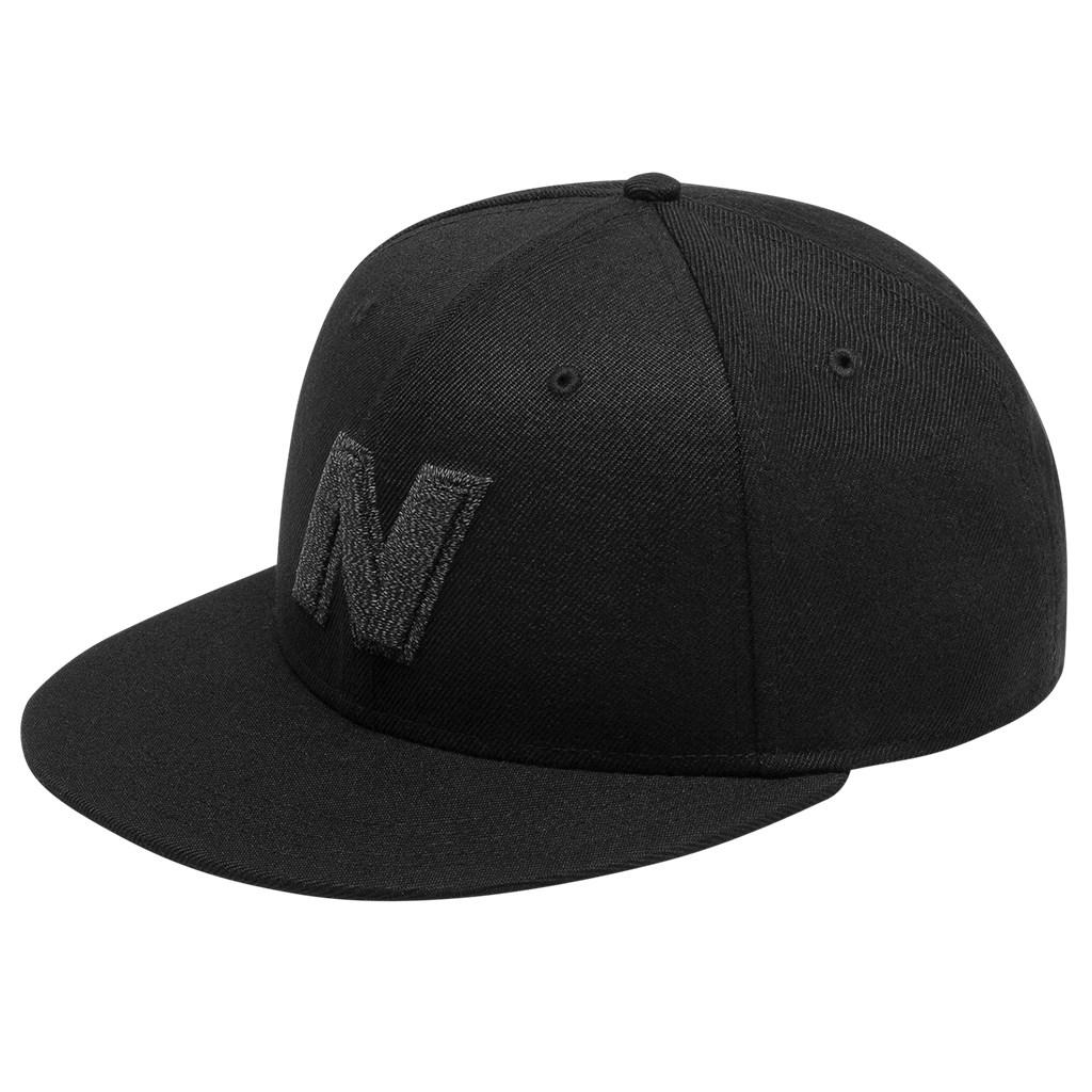 New Balance - NB Exploded Logo Hat - black