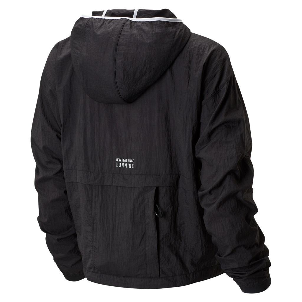 New Balance - W Impact Run Light Pack Jacket - black