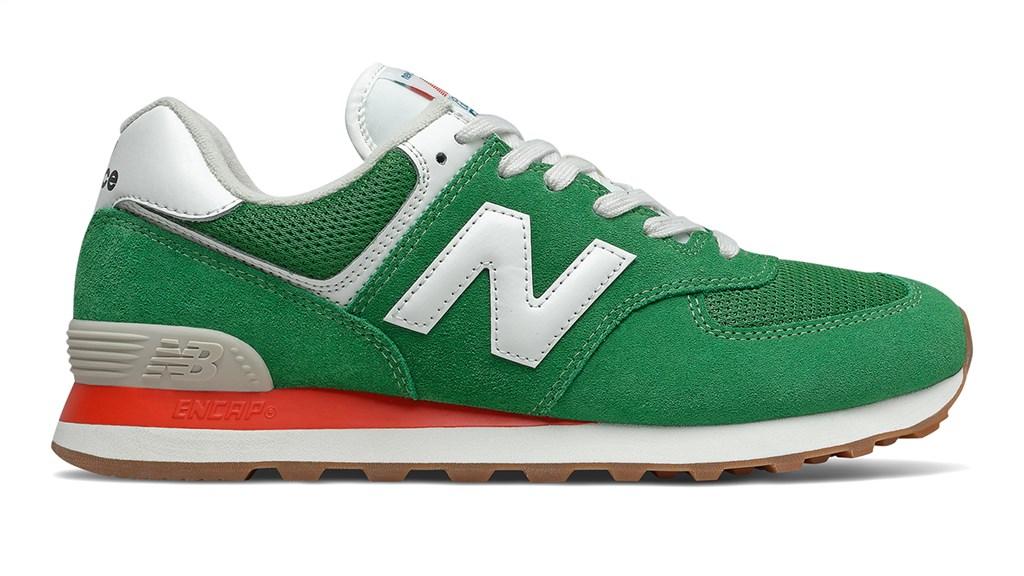 New Balance - ML574HE2 - green