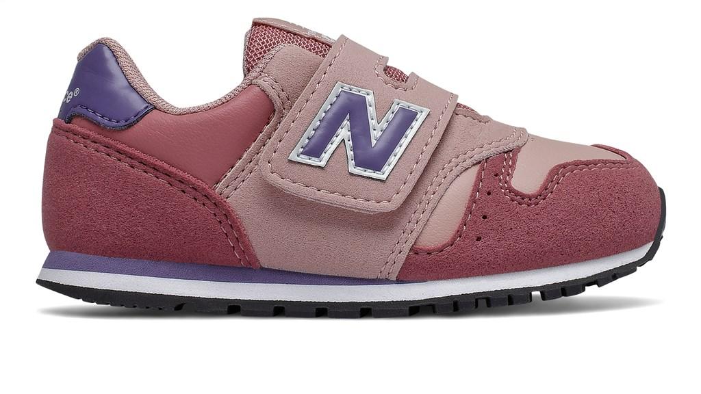 New Balance - IV373KPP - pink/grey