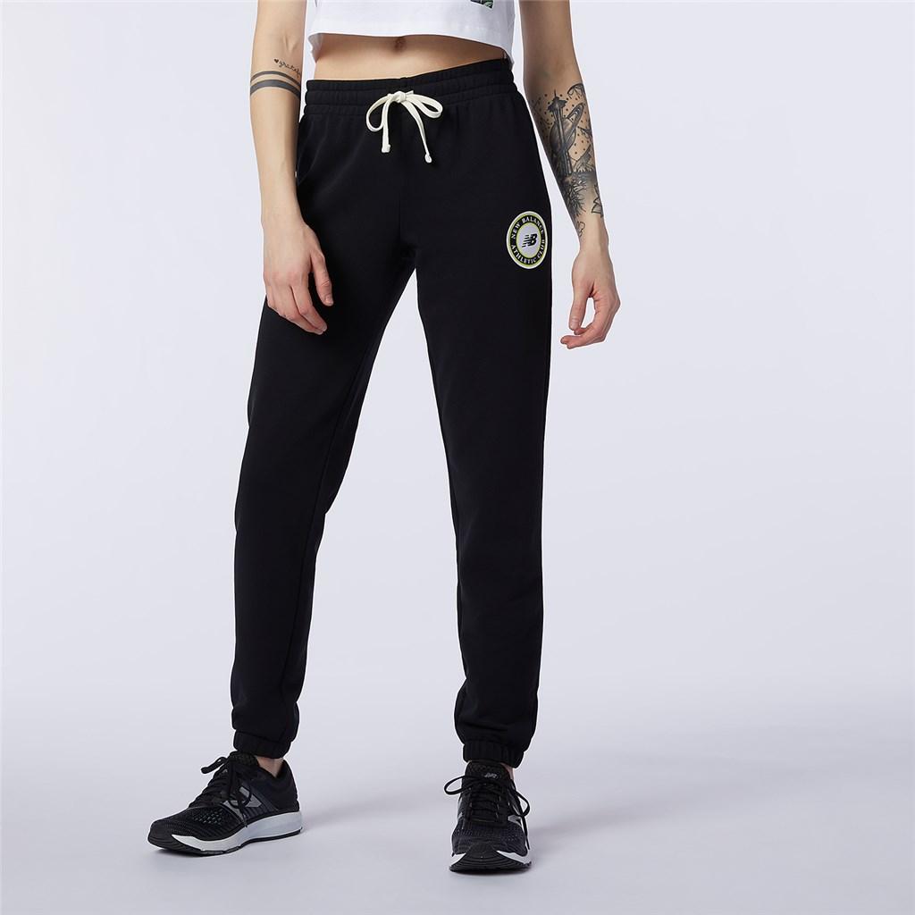 New Balance - W NB Essentials Athletic Club Sweatpant - black
