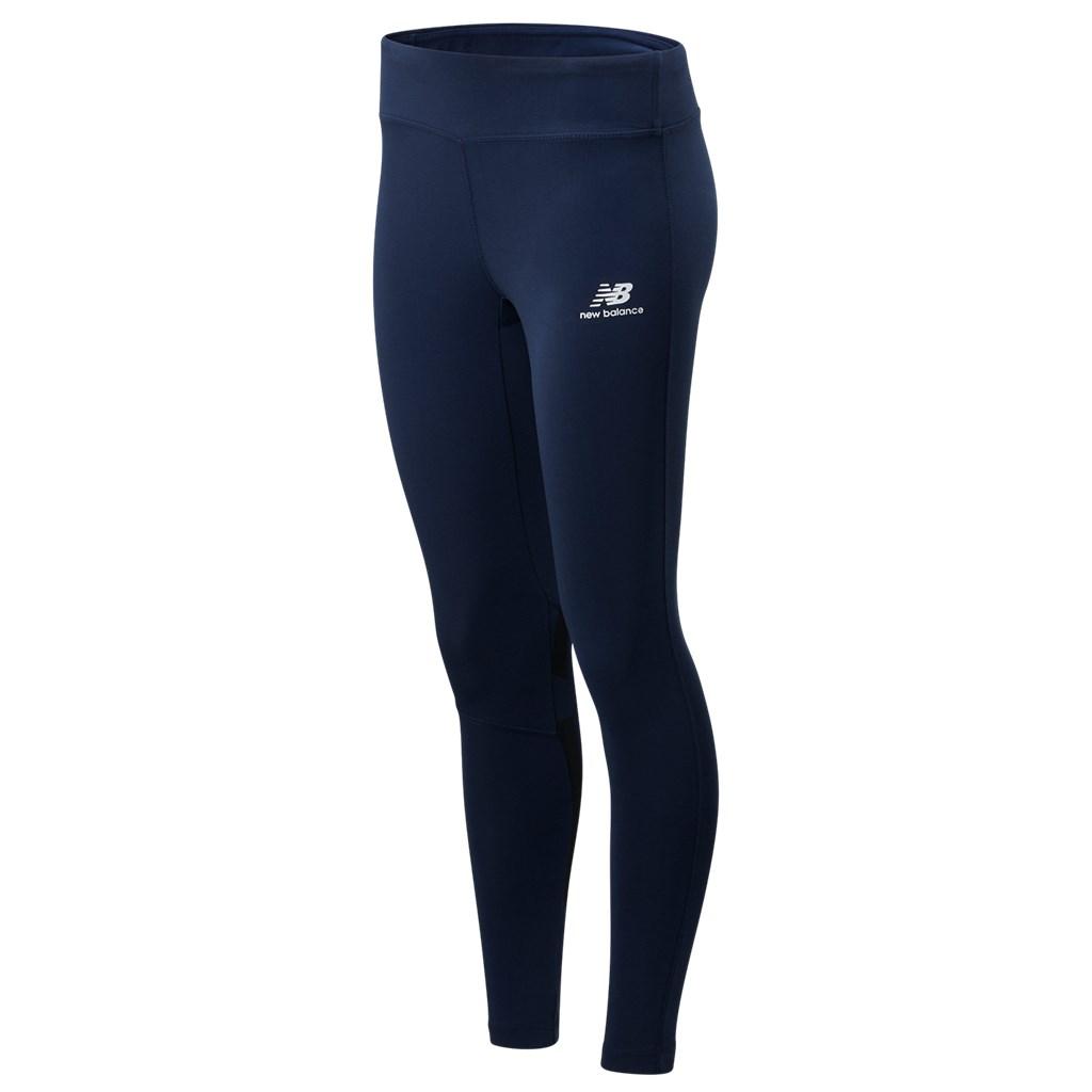 New Balance - W NB Athletics Logo Legging - natural indigo