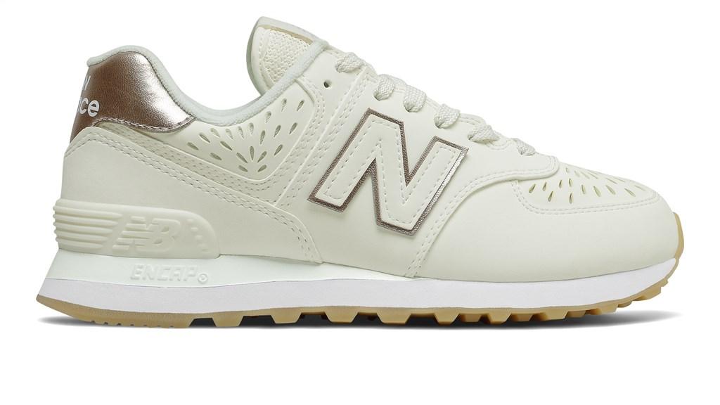 New Balance - WL574SLP - white