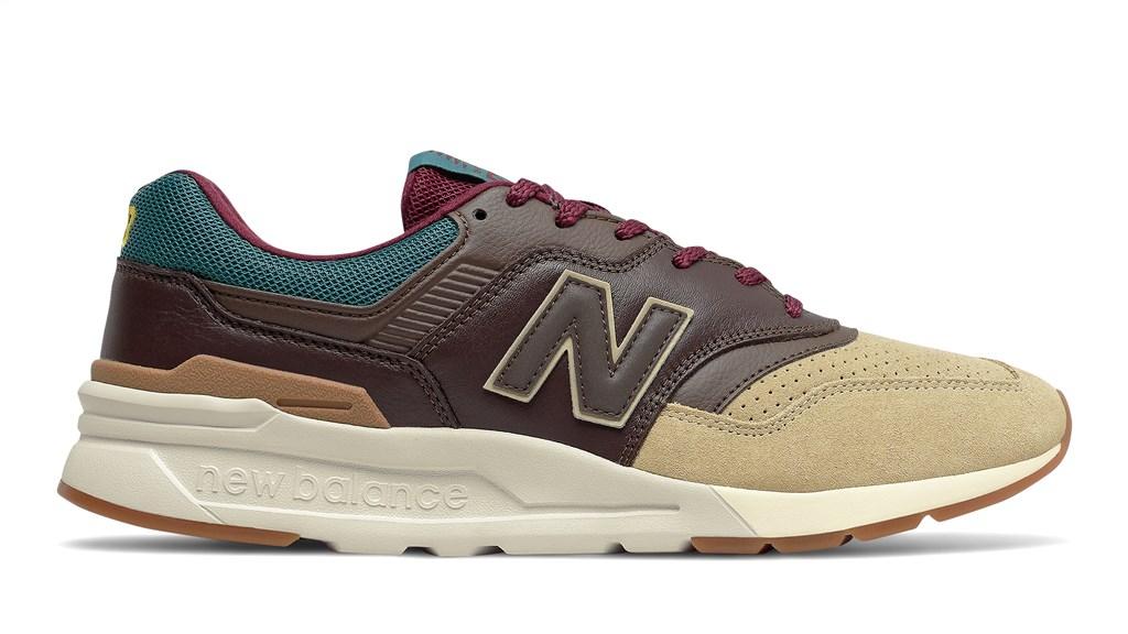 New Balance - CM997HWE - brown