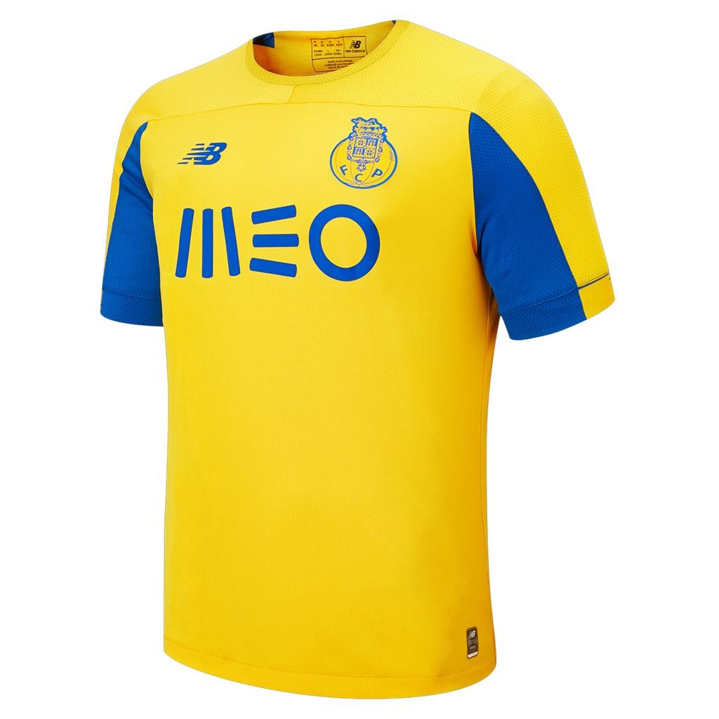 New Balance - FC Porto Away SS Jersey 19/20 - away